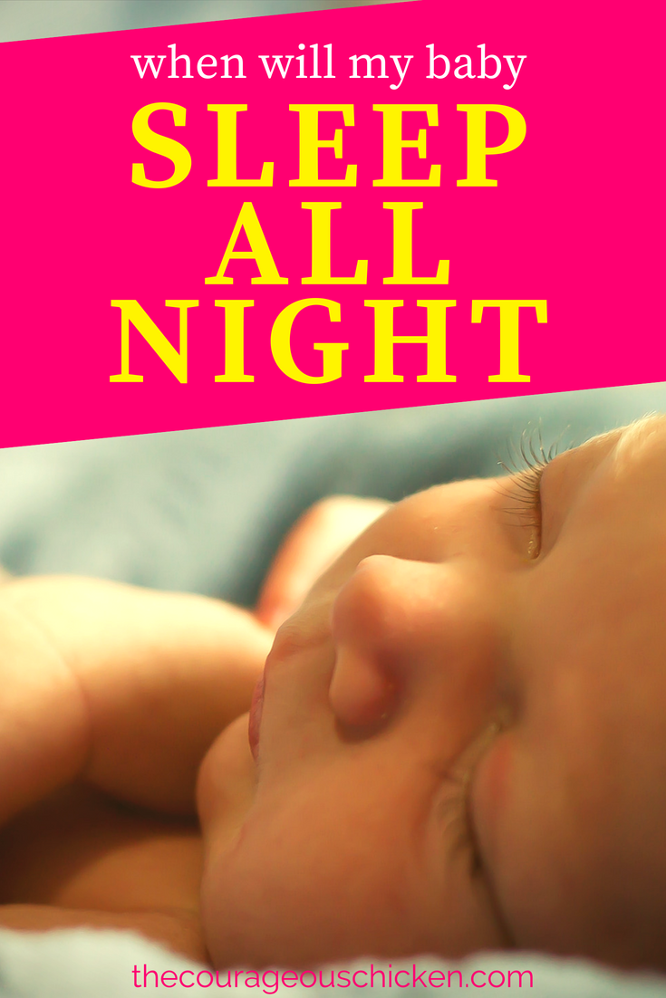 Sleep all night