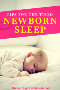 Newborn Sleep Tips For Tired Parents