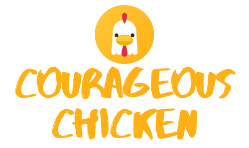 The Courageous Chicken